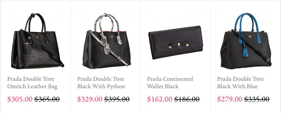 prada online store authentic
